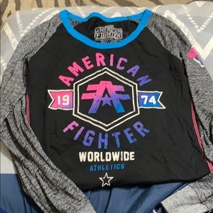 American Fighter Buckle Exclusive Shirt